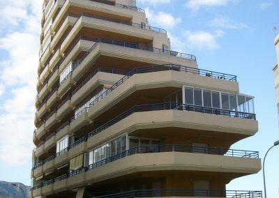 Edificio Titánic