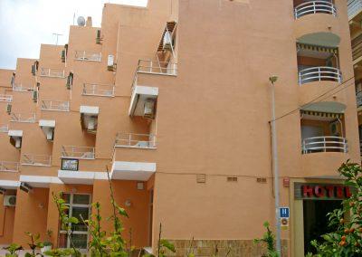HOTEL L'ESCALA (CULERA)