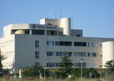 Hospital MARINA ALTA